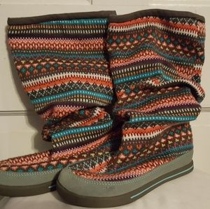 Speedo slouch boots